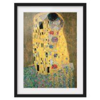 Impression d'art le baiser I