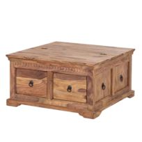 Coffre table basse Bombay