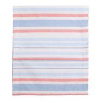 Tischläufer Fino Streifen/Blau 40x150 cm