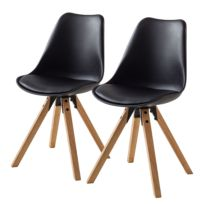 Chaises Aledas I (lot de 2)
