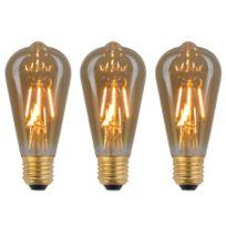 Éclairage LED Bourdonnais (lot de 3)