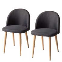 Chaises Sangba (lot de 2)