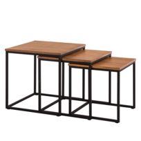 Table d'appoint Candler (3 éléments)