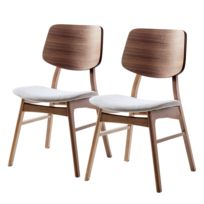 Chaises Hagan (lot de 2)