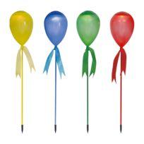 Lampes solaires Ballon (lot de 4)