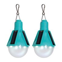 LED-solarhanglamp Sora (2-delige set)
