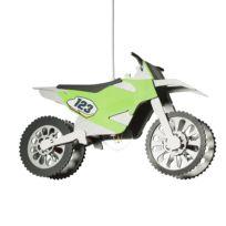 Suspension Motocrossmaschine