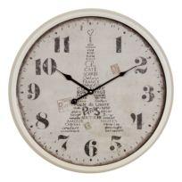 Horloge murale Paris
