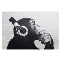 Tableau déco Schimpanse Monkey III