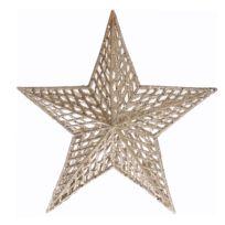 Étoile décorative Hotton
