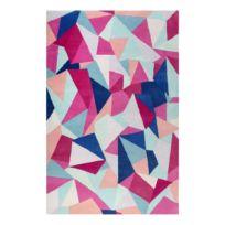 Kurzflorteppich Triangulum
