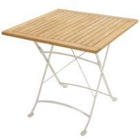 Table de jardin pliante Rom I