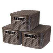 Aufbewahrungsbox Zilzie S (3er-Set)