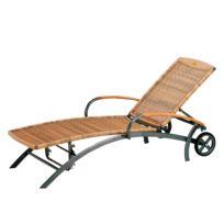 Chaise longue Romantica