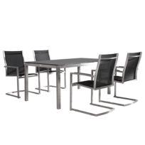 Table et chaises Marbella (5 éléments)