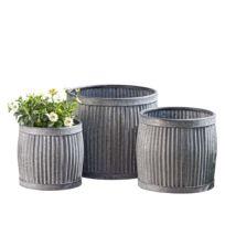 Cache-pots Dalia (3 éléments)