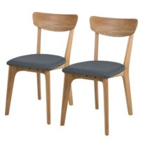Chaises Wingen (lot de 2)