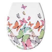 Wc-bril Butterflies