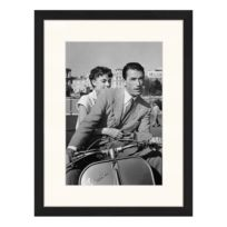 Bild Audrey and Greg in Roman Holiday