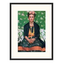 Afbeelding Frida Kahlo en Vogue