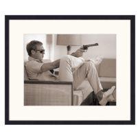 Afbeelding Steve with Gun