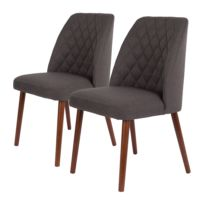 Chaises Benowa (lot de 2)