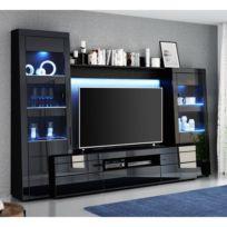 Ensemble meubles TV Moitin (4 éléments)