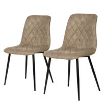 Chaises Tervo (lot de 2)