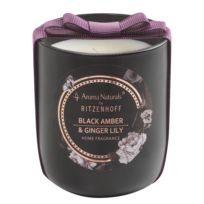 Bougie parfum Black Amber & Ginger Lily
