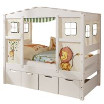 Lit cabane Mini Safari III