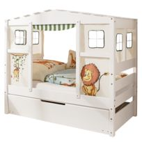 Lit cabane Mini Safari II