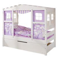 Lit cabane Mini Prinzessin VII