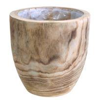 Pot de fleurs Ligno