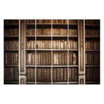 Schiebegardinen Altes Archiv (6er-Set)