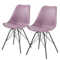 Chaises Beatty (lot de 2)