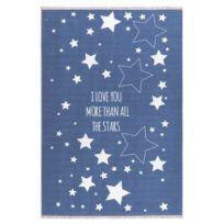 Kindervloerkleed Stars