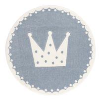 Kinderteppich Crown