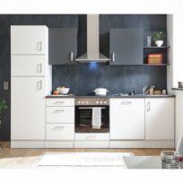 Küchenzeile Korkee II (9-teilig)