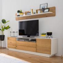 Ensemble meubles TV Boge (2 éléments )