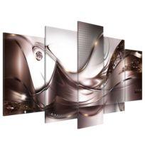 Acrylglasbild Golden Storm
