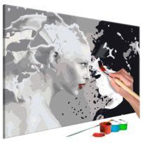 Peinture par numéro - Black & White