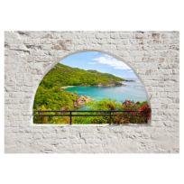 Papier peint intissé Emerald Island