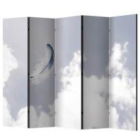 Kamerscherm Angelic Feather (5-delig)