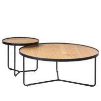 Tables basses Permet (2 éléments)