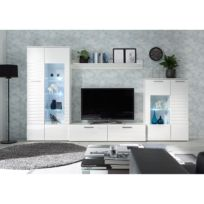 Ensemble meubles TV Lonoke (5 éléments)