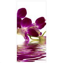 Raumteiler Pink Orchid Waters