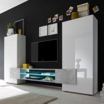 Meubles TV muraux Incastro II