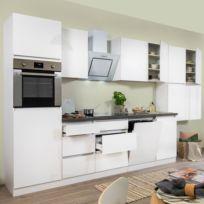 Küchenzeile Melano VI (9-teilig)