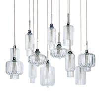 LED-hanglamp Larissa II