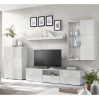 Ensemble meubles TV Dama II (4 éléments)